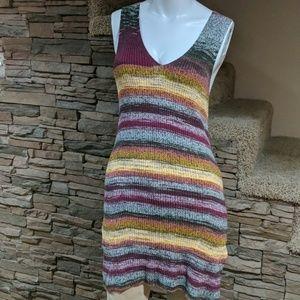 Loft knit tunic size medium